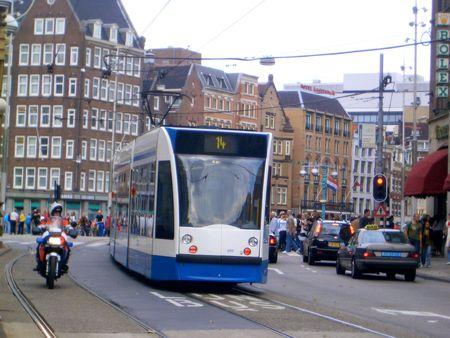 tram: holland