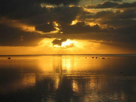 sunset Stock Photo - 706605