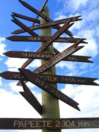 distances: distances Stock Photo