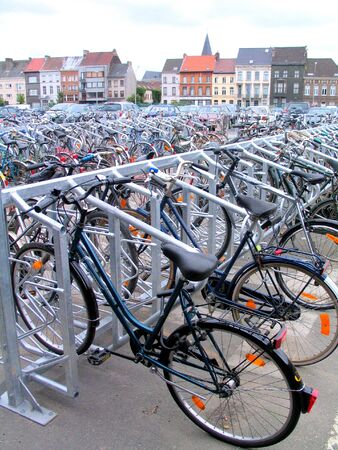 Cycles Stock Photo