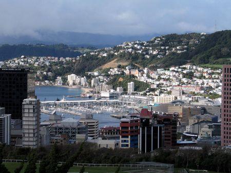 Wellington - New Zealand photo