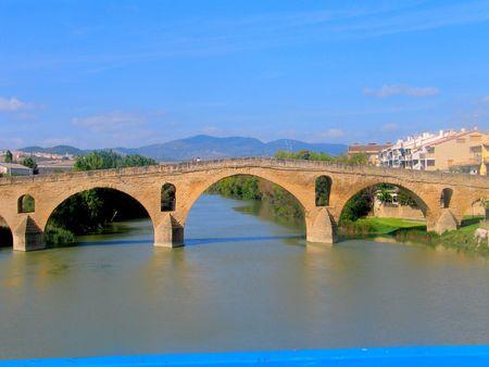 camino: Puente la Reina