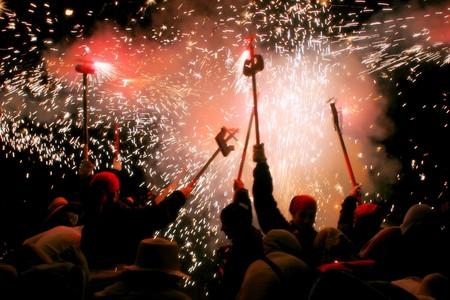 a nocturne: Firecracker