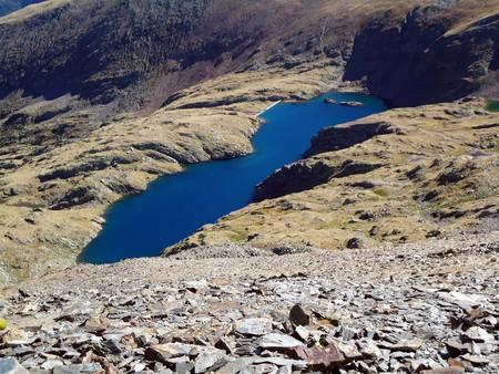 andorra: Lake in Andorra