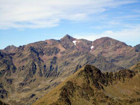 Mountains in Andorra Stock Photo - 7964890