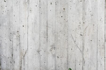 voids: gray concrete wall Stock Photo
