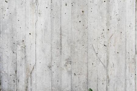 voids: gray concrete wall Stock Photo