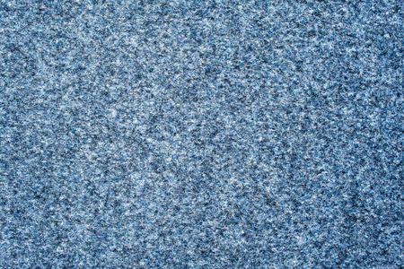carpeting: gray - blue textile surface, background, texture Stock Photo