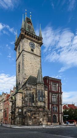 Prague. Old Town Hall.