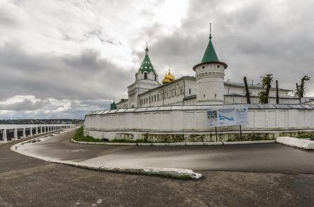Kostroma, Russia - September 16, 2016: Holy Trinity Monastery Ipatiev.