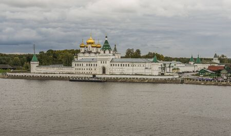 Kostroma, Russia - September 14, 2016: Holy Trinity Monastery Ipatiev.