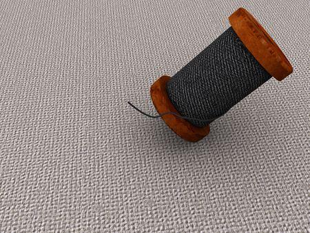 bobbin: bobbin. 3D