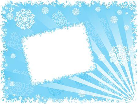 christmas card. vector Stock Photo - 3789221