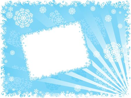 christmas card. vector Stock Photo - 3789221