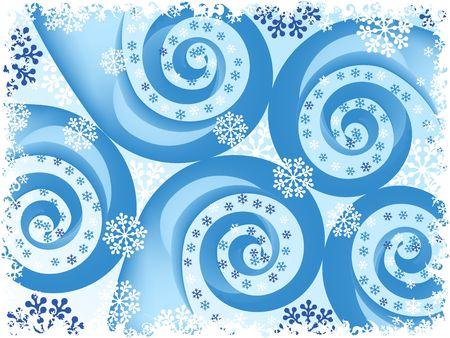 spirali streszczenie. vector