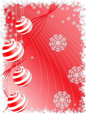 christmas holiday backgrounds. vector Stock Photo - 3854027
