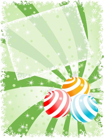 christmas holiday backgrounds. vector Stock Photo - 3854019