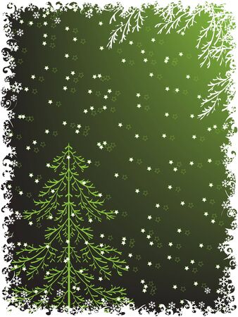 christmas holiday backgrounds. vector Stock Photo - 3854025