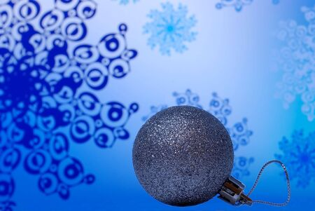 christmas sphere backgrounds Stock Photo - 3903116