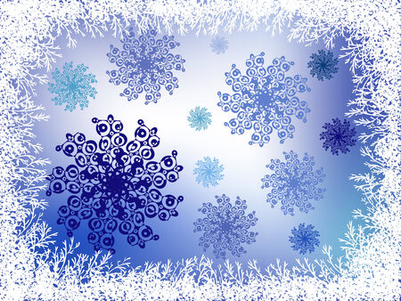 holiday backgrounds. christmas card. vector Stock Vector - 3949896