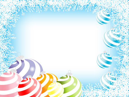 holiday backgrounds. christmas card. vector Stock Vector - 3949893
