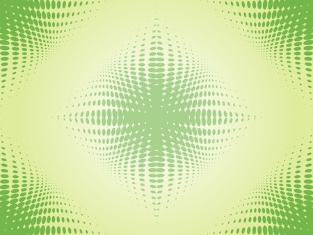 abstract dotted background. Vector Vector