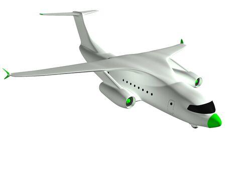airplane mode: airplane. 3d