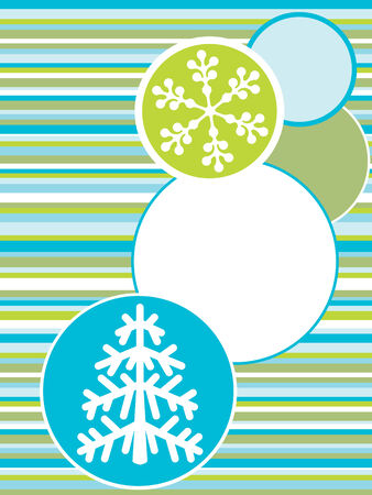 holiday backgrounds. christmas card. Vector Stock Vector - 5402769