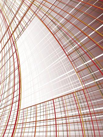 abstract background line. wektor Ilustracja