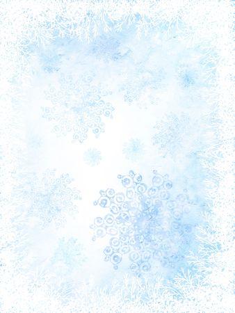 papier zimowe