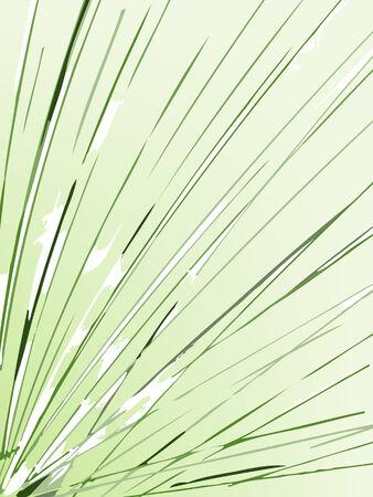 abstract green grass. vector Stock Vector - 5535698