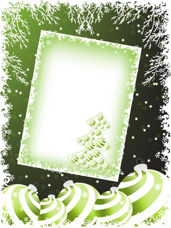 holiday backgrounds. christmas card. vector Stock Vector - 5826479
