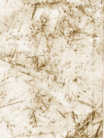 texture de surface de papier sale