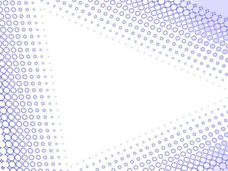 vivid abstract dotted background. illustration illustration