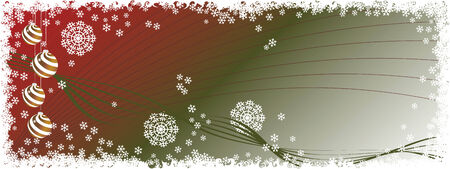 holiday backgrounds. christmas card. Stock Vector - 8366418