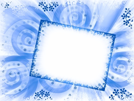 endlessness: abstract christmas holiday backgrounds. illustration