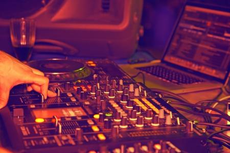 DJ Stock Photo - 20329147