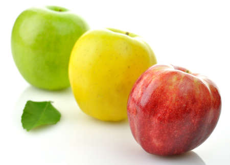 colorful apples Stock Photo - 8645183