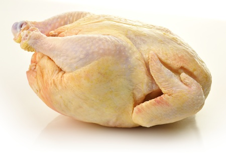 raw chicken  Stock Photo - 8645245