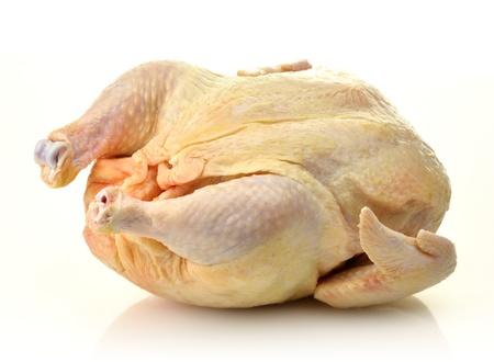 carne cruda: pollo crudo