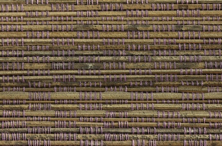 logwood: abstract Bamboo board or mat background  Stock Photo