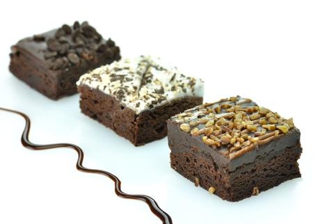 brownie: surtido de brownies