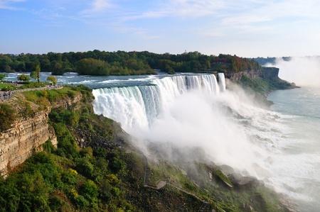 cascade: niagara falls