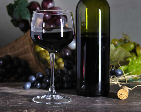 composition: red wine composition
