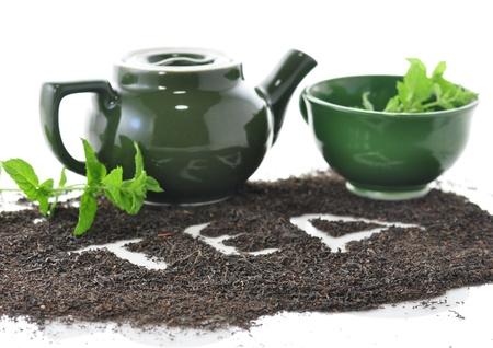 loose tea Stock Photo - 8981812