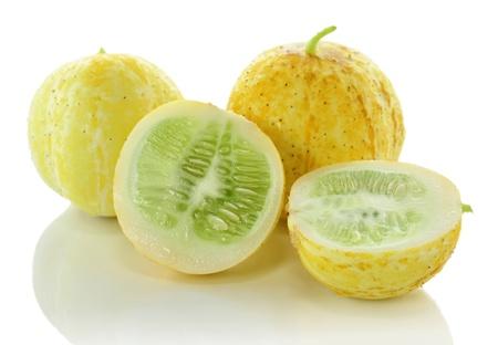 cucumbers: yellow cucumbers