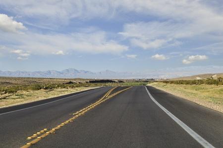 mountain road  photo