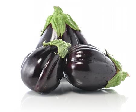 eggplants Stock Photo - 8982052