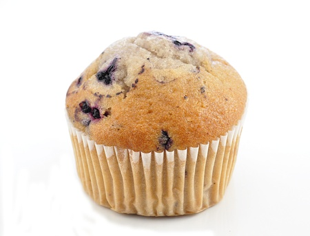 blueberry muffin Stock Photo - 9074812
