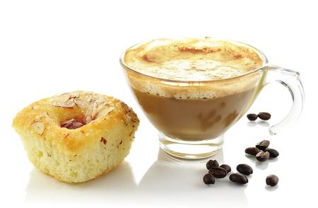 koffiepauze Stockfoto